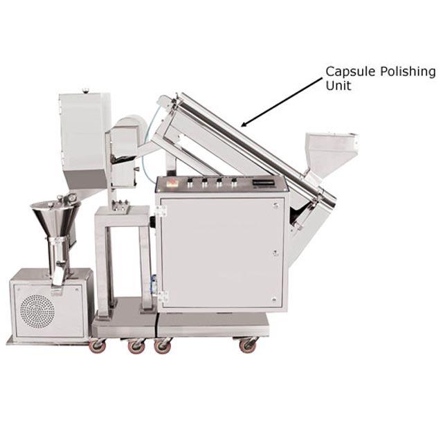 Capsule Polishing Unit