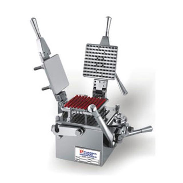 Manual Capsule Filling Machine PCF 100