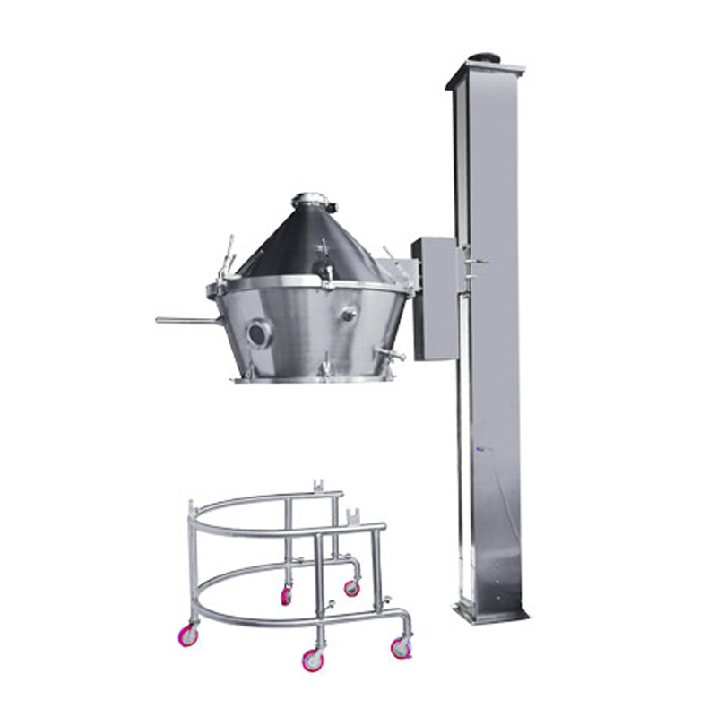Fluid Bed Dryers - Lifter and Tipper Unit
