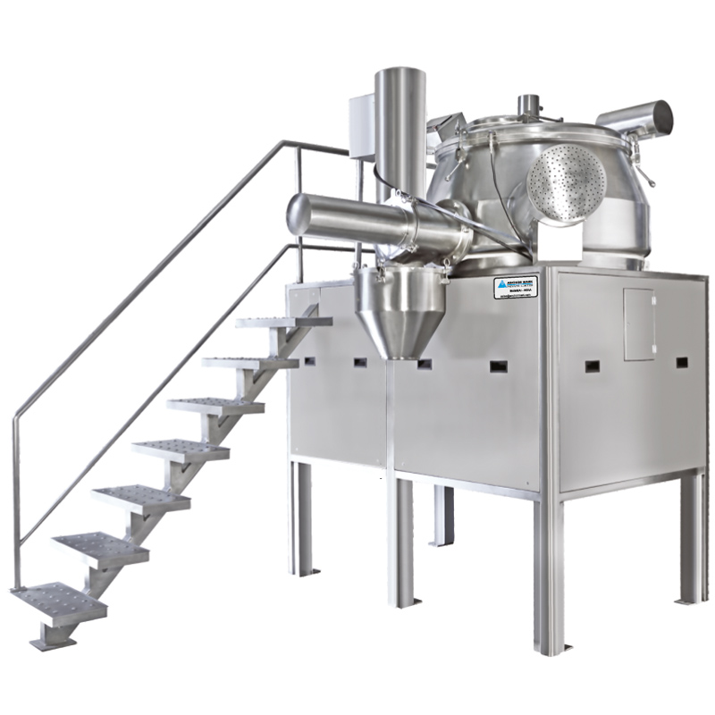 High Shear Mixer Granulator - RAPIDMIX