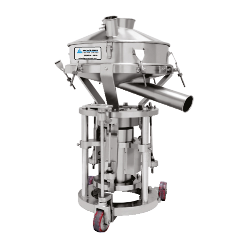 Mechanical Sifter