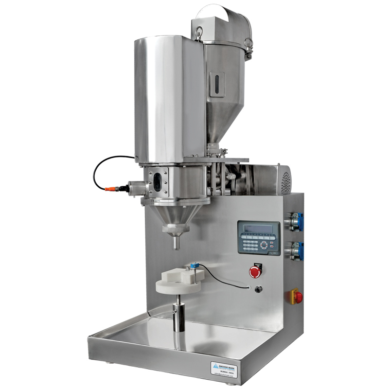 Semi Automatic Dry Powder Filling Machine